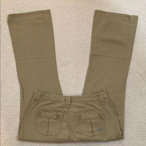 Aeropostale Khaki Pants  Size 5 /6 Short